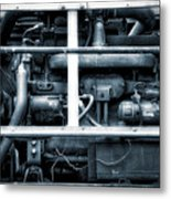 Farming You Need To Be A Jack Of All Trades Bw Metal Print