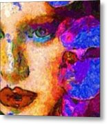 Fashion 325 Metal Print
