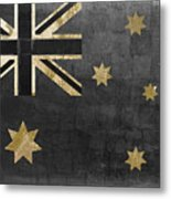 Fashion Flag Australia Metal Print