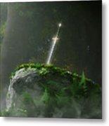 Fate Of A Kingdom Metal Print by Melissa Krauss