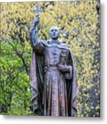 Father Marquette Metal Print