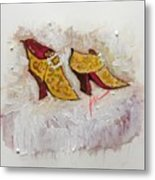 Favorite Shoes Metal Print