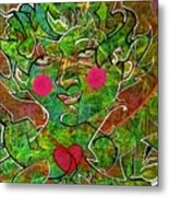 Feast In The Forest Metal Print