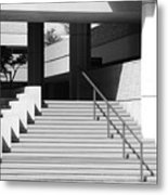 Federal Stairs Metal Print