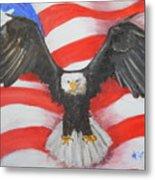 Feeling Patriotic Metal Print