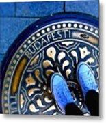 Feet Around The World #11 Metal Print