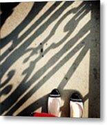 Feet Around The World #2 Metal Print