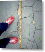 Feet Around The World #25 Metal Print
