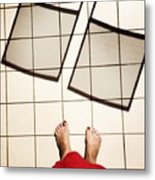 Feet Around The World #28 Metal Print