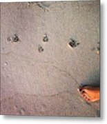 Feet Around The World #31 Metal Print