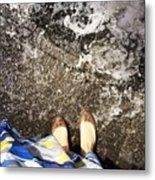 Feet Around The World #6 Metal Print
