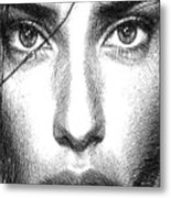 Female Expressions 936 Metal Print