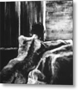 Female II Metal Print
