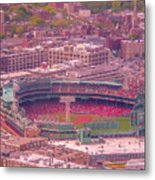 Fenway Park - Boston Metal Print