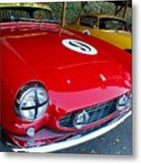 Ferrari 250 Gt Boano Metal Print