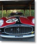 Ferrari 250 Gt Style Metal Print