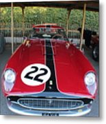 Ferrari 250 Gt Tour De France Metal Print