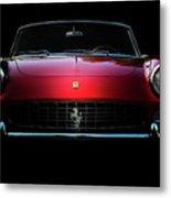 Ferrari 275 Gts Metal Print