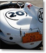 Ferrari 375 Mm Metal Print