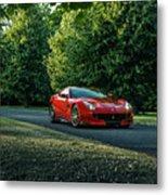Ferrari F12 Tdf Metal Print