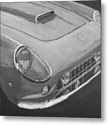 Ferrari F250 California Metal Print