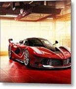 Ferrari Fxx K  1 Metal Print