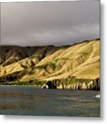 Ferry View Picton New Zealand Metal Print