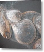 Fertility Goddess II Metal Print