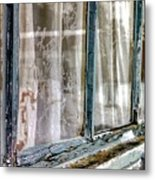 A Century Of Looking Out...and I Look In Metal Print
