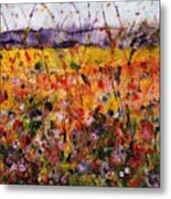 Field Of Dreams Metal Print