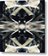 Fierce Flake 2805 Metal Print