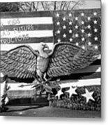 Fiesta Bowl Parade Phoenix Arizona 1990 Metal Print