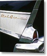 Fifty-seven Chevy Metal Print