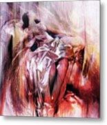 Figurative Art 004-b Metal Print