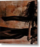 Figurative Art 095a Metal Print