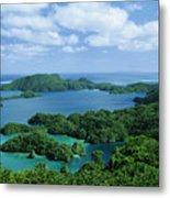 Fiji Vanua Balavu Metal Print