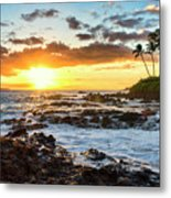 Find Your Beach 2 Metal Print