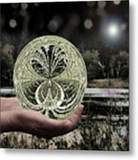 Finding Another Dimension Metal Print