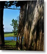 Fine Woodwork Metal Print