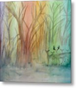 Finian's Rainbow Metal Print