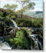Fintry Loupe Metal Print