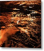 Fire And Water 2 Metal Print