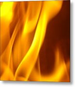 Fire Desire Mesmerized San Francisco Autumn Warmth Baslee Troutman Metal Print