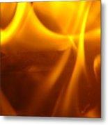 Fire Desire Seattle Art Mesmerizing Autumn Warmth Baslee Troutman Metal Print