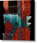 Fire Escape 7 Metal Print