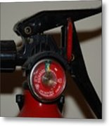 Fire Extinguisher Metal Print