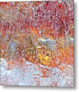 Fire Inside Metal Print
