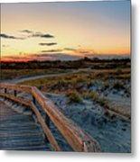 Fire Island Lighthouse At Robert Moses State Park Metal Print