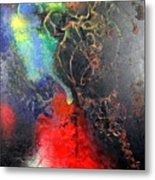 Fire Of Passion Metal Print