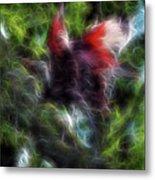 Fire Spirit 4 Metal Print